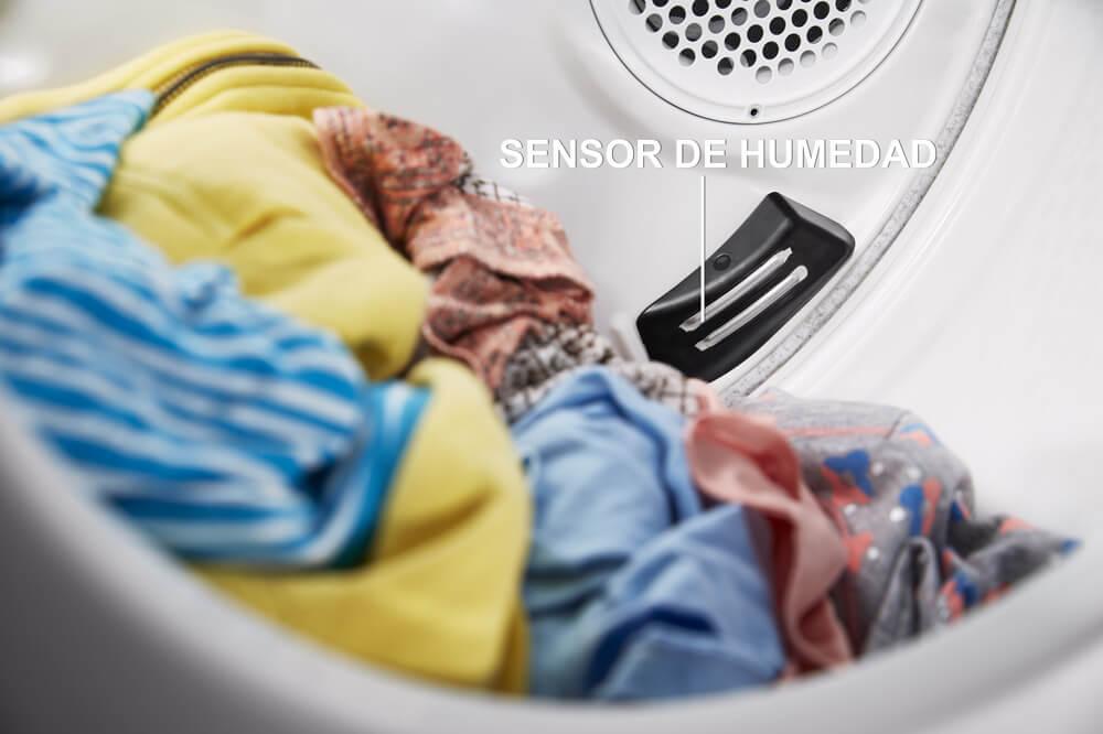 sensor que le permite a la máquina identificar el momento de terminar el ciclo