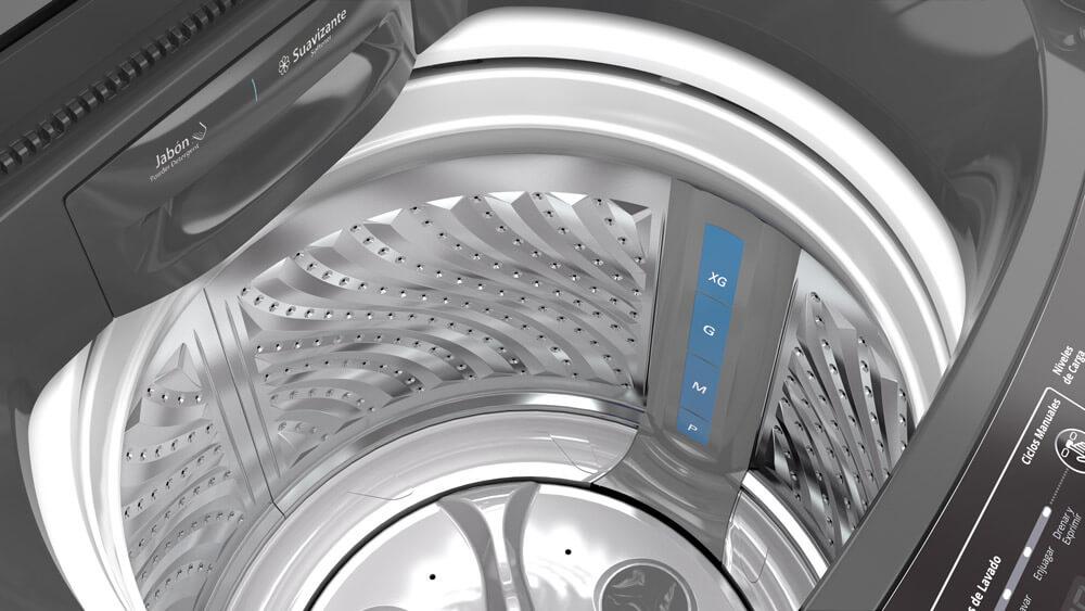 Inteligencia y fuerza son la combinación perfecta en esta lavadora