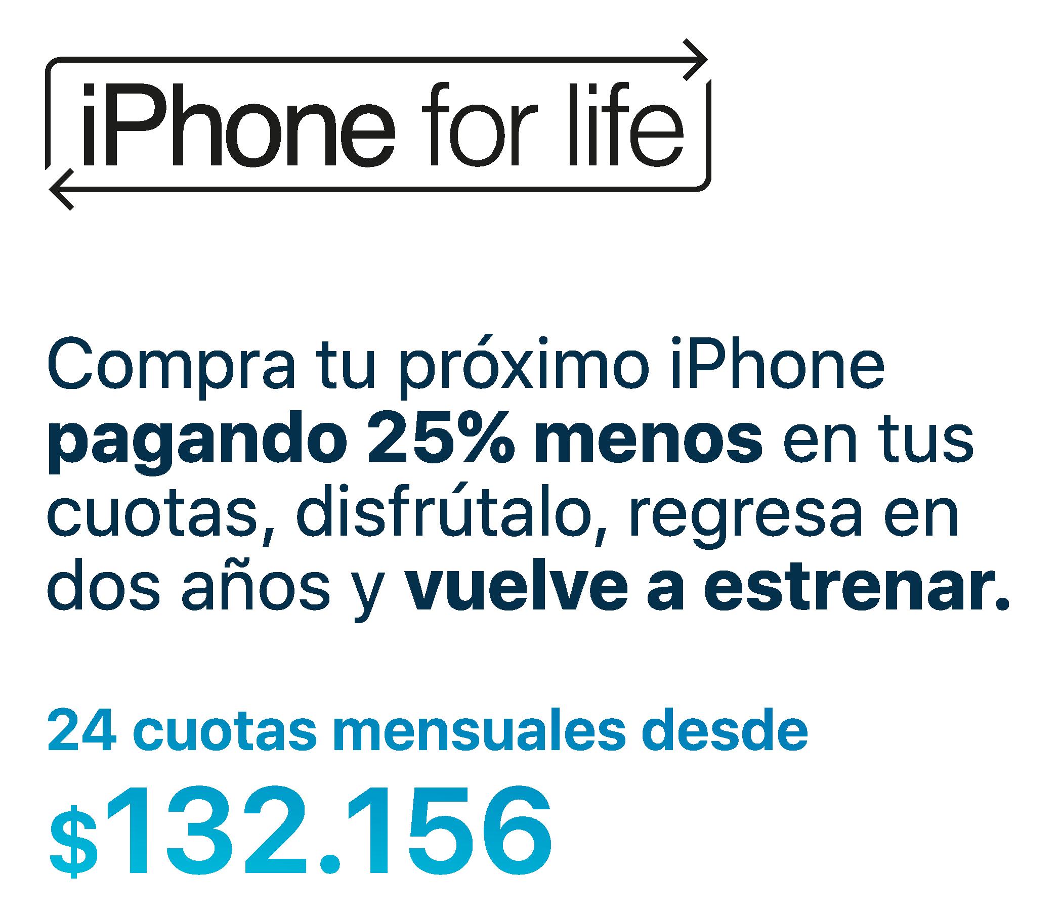 compra tu próximo iPhone