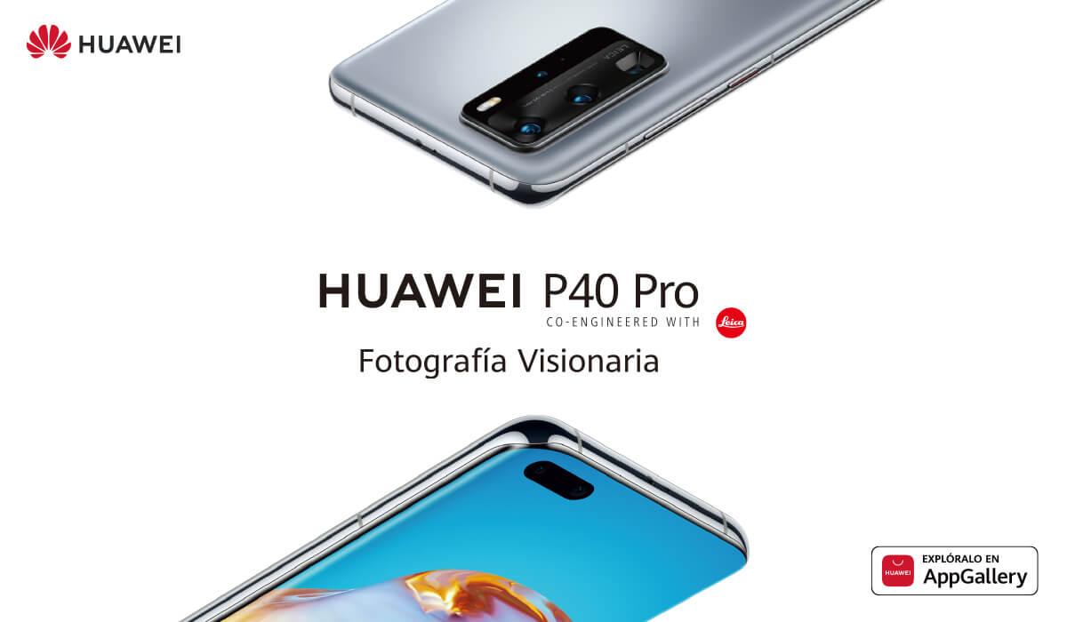 Huawei P40Pro KV