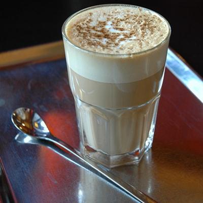 Receta Kalley para Granizado de café