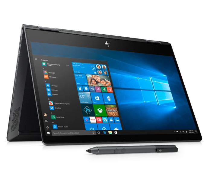 Portátil HP ENVY x360 13-ar0001la