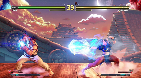 Yuri: Street Fighter character