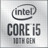 Intel Core i5 bagde