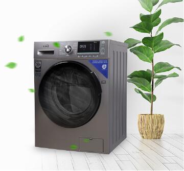 Lavadora y secadora Kalley