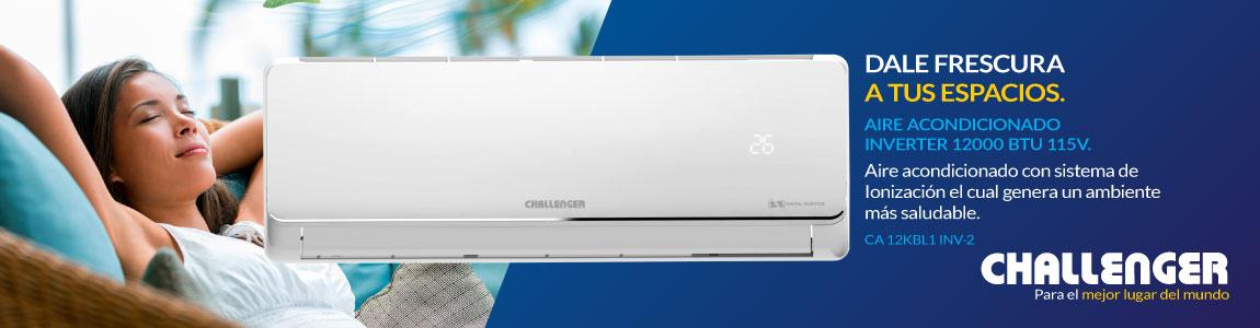 aire acondicionado challenger