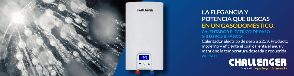 calentador challenger