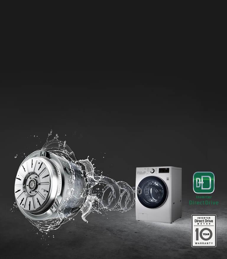 lavadora-secadora WD16WG2S6 AI