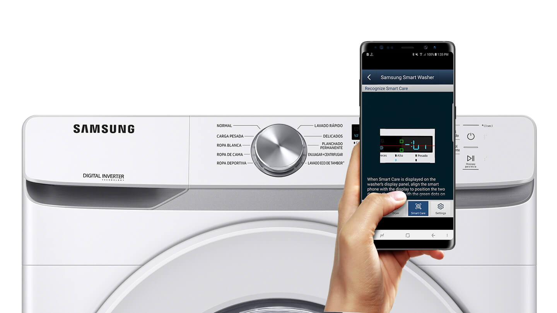 Lavadora  Samsung Alkosto-1
