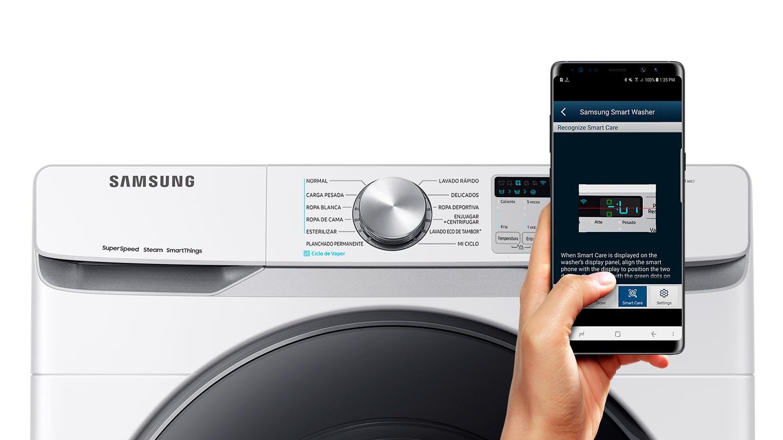Lavadora WA17T6260BV Samsung Alkosto-1