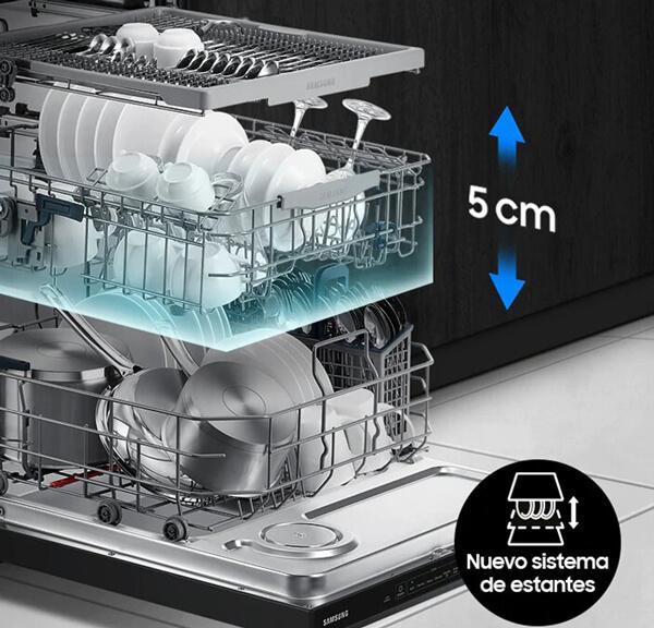 Lavavajillas Samsung Alkosto