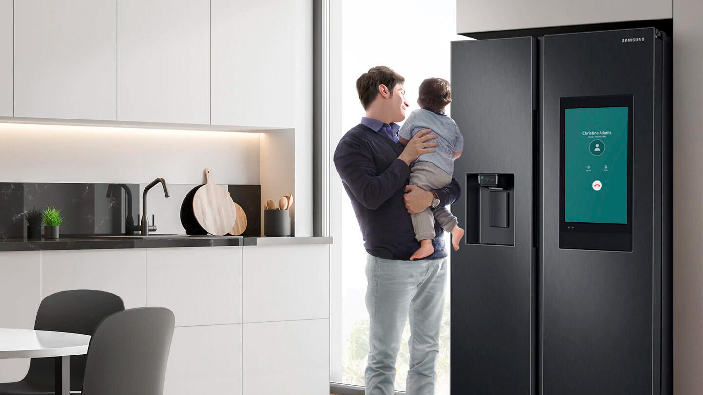 Family Hub Samsung Alkosto