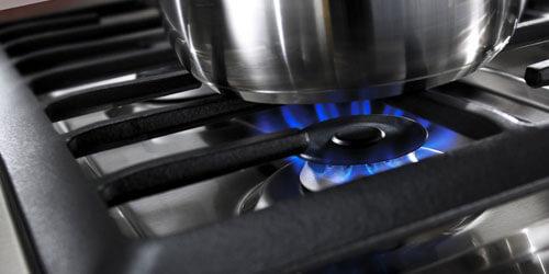 Cubiertas Whirlpool 883049526904 con capacidad para 4 puestos. Adaptación a gas natural y opción de gas LP.