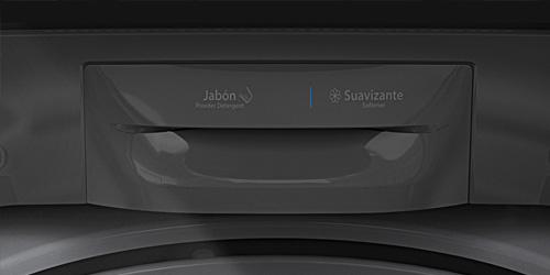 Lavadora Whirlpool 7709921346671 Diseño simple de líneas elegantes.