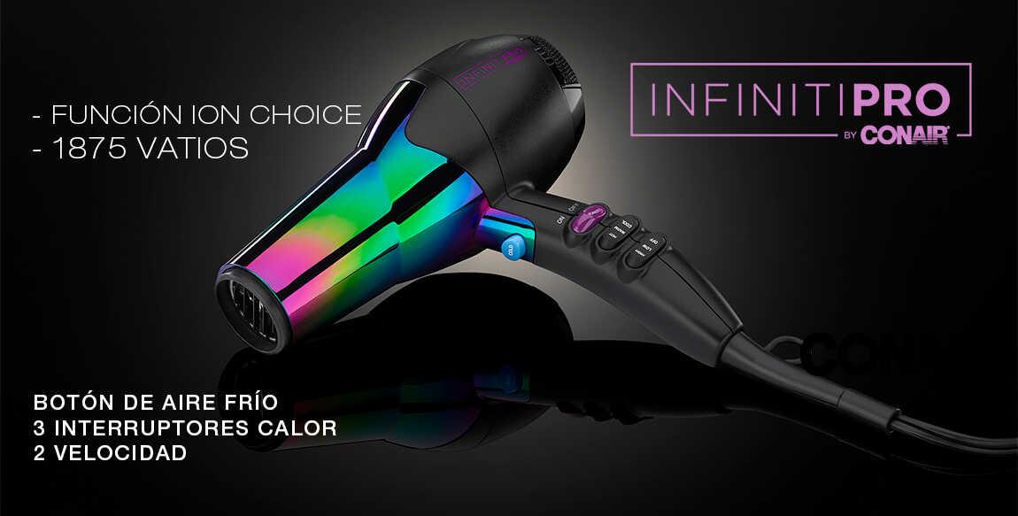 Secador Ion Choice Infiniti PRO