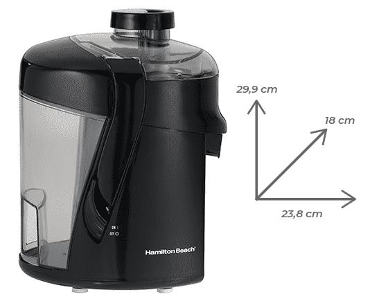 Health smart extractor de jugos