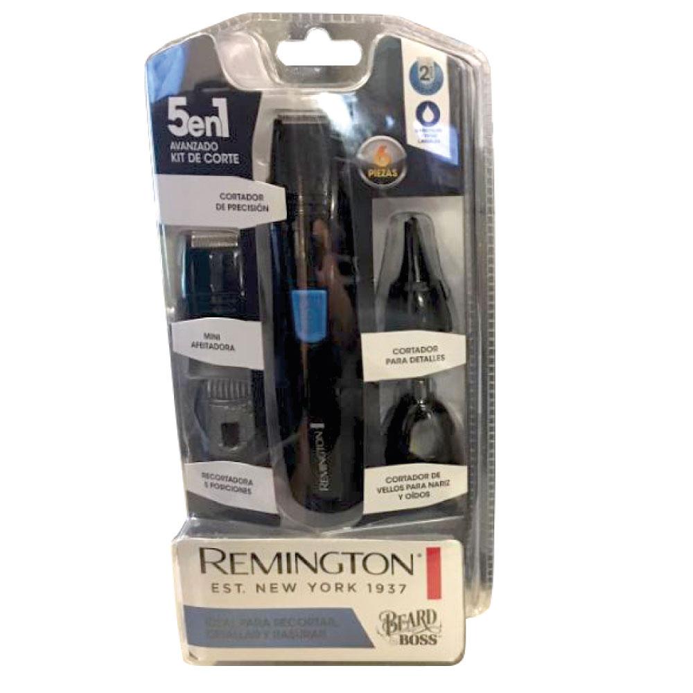 Cortadora Personal Remington 5 en 1
