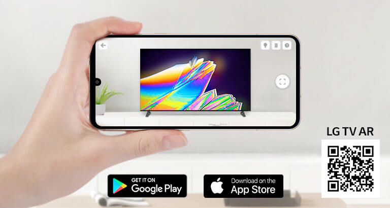 aplicación LG TV AR