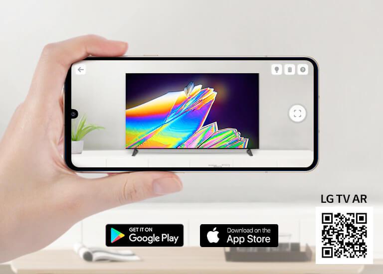aplicación AR