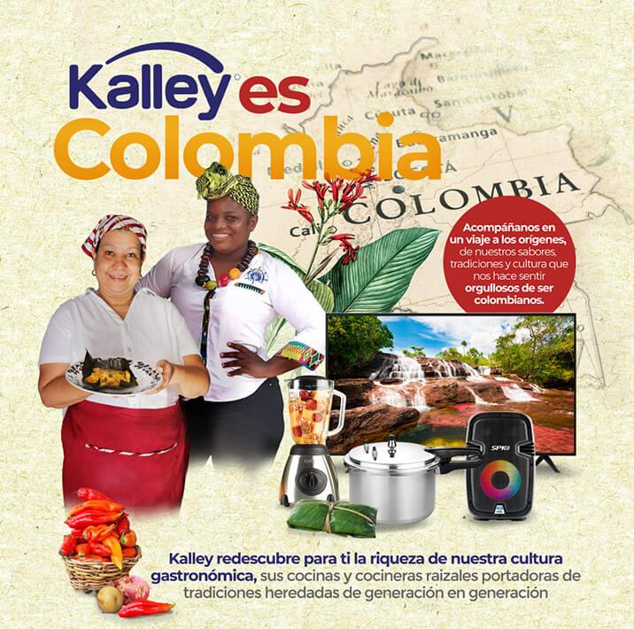 Kalley es Colombia