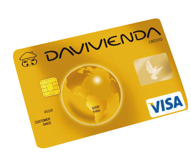 Tarjeta Banco Davivienda